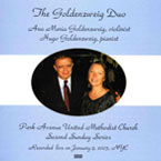 The Goldenzweig Duo